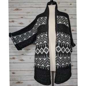 Kersh open front cardigan  Size XL